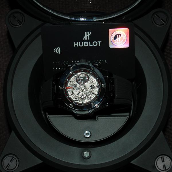 innovative design a6cfa aff65 ウブロ HUBLOT ビッグバン ウニコ ヨシダスペシャル 411.CS.1170.RX.YOS16 50本限定 USED 中古